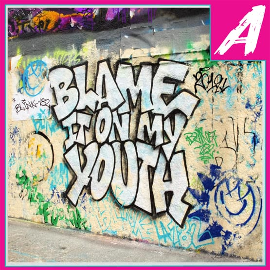 blink 182 blame it on my youth single review 1