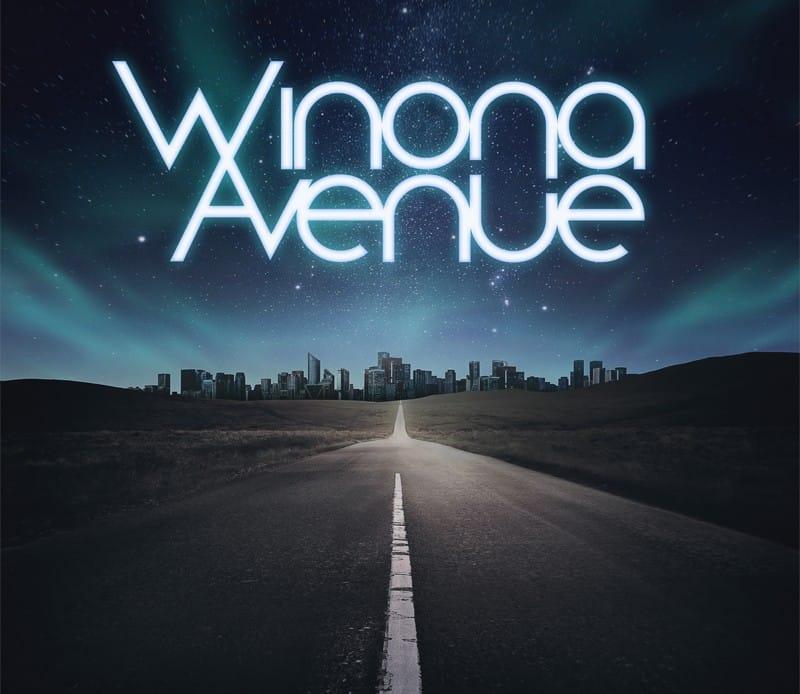 Album artwork for Winona Avenue's self-titled debut album