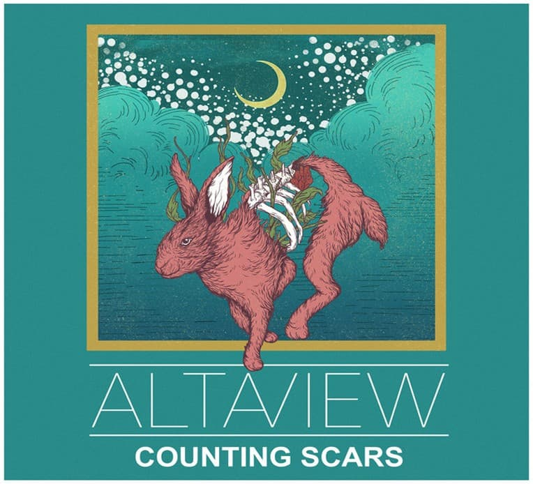 'Counting Scars' EP artwork