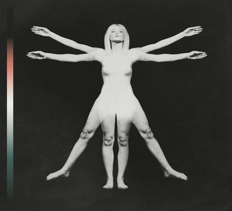 Album artwork for Angels & Airwaves' latest album 'LIFEFORMS'
